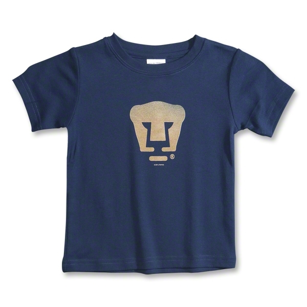 Pumas Toddler Logo T-Shirt (Navy)