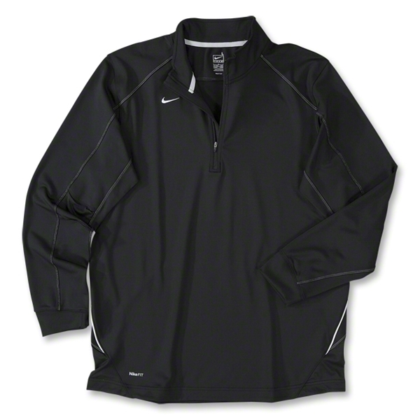 Nike Long Sleeve Training Top (Black)