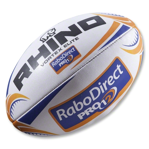 Rhino RaboDirect PRO12 Match Rugby Ball