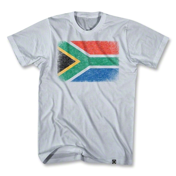 Objectivo South Africa Flag T-Shirt