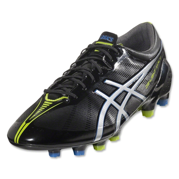 Asics DS Light X-Fly MS (Black/Silver/Deep Blue)