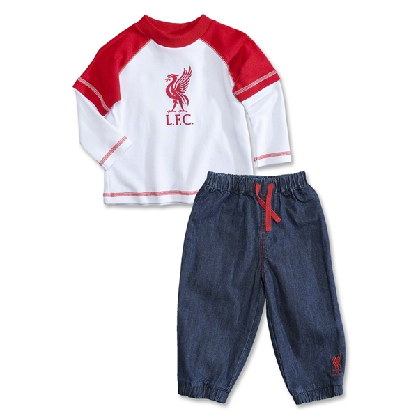 Liverpool 12/13 Baby Two-Piece Set
