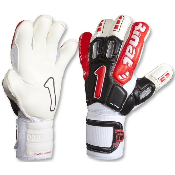 Rinat Finger Protection (Black/Red)
