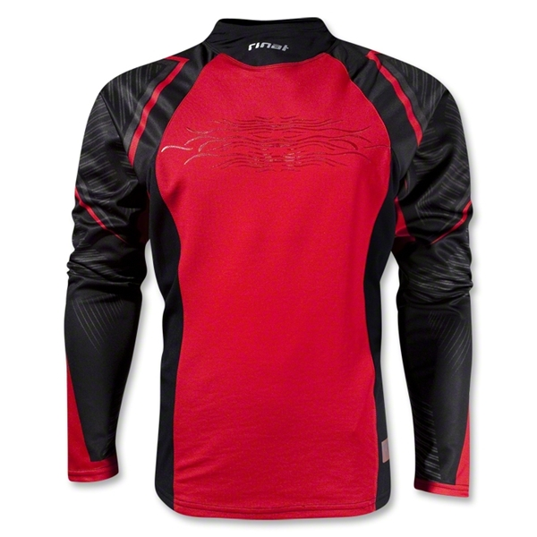 Rinat Maximus Long Sleeve Goalkeeper Jersey (Red)