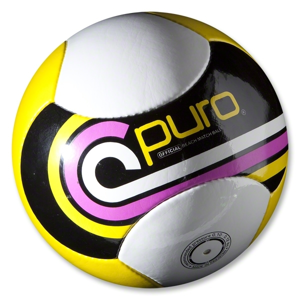 Puro Futebol Mar Beach Pro Series Ball