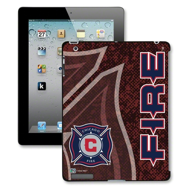 Chicago Fire Soccer iPad Case