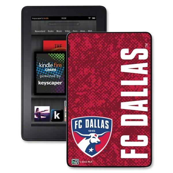 FC Dallas Kindle Fire Case