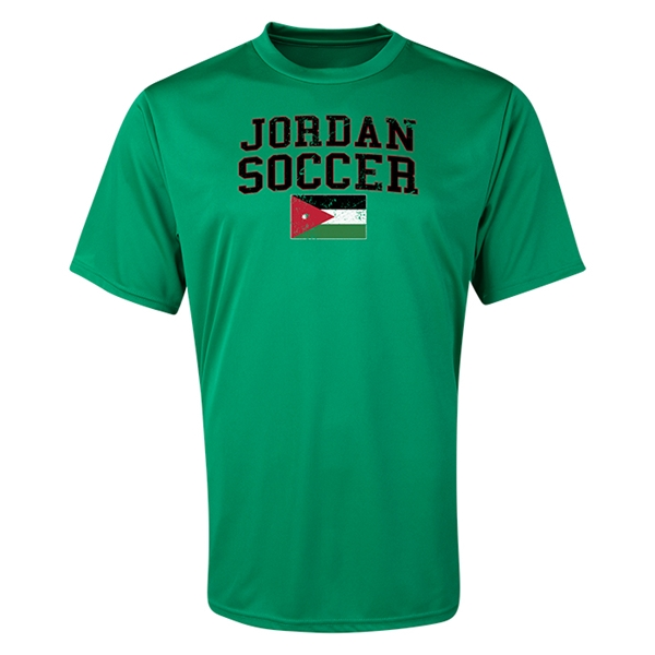 Jordan Soccer Training T-Shirt (Green)