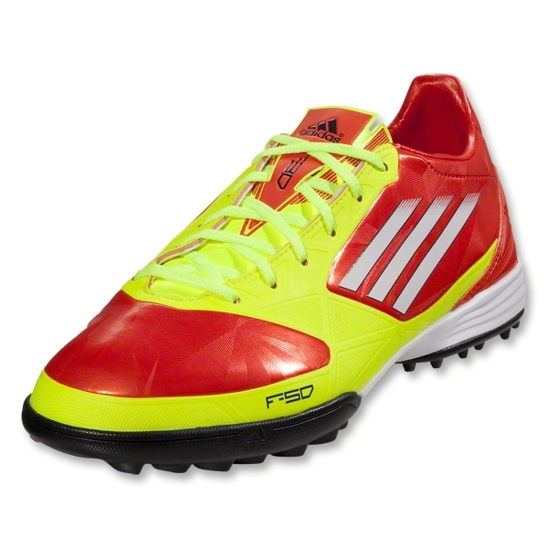 adidas F30 TRX TF (High Energy/White/Electricity)