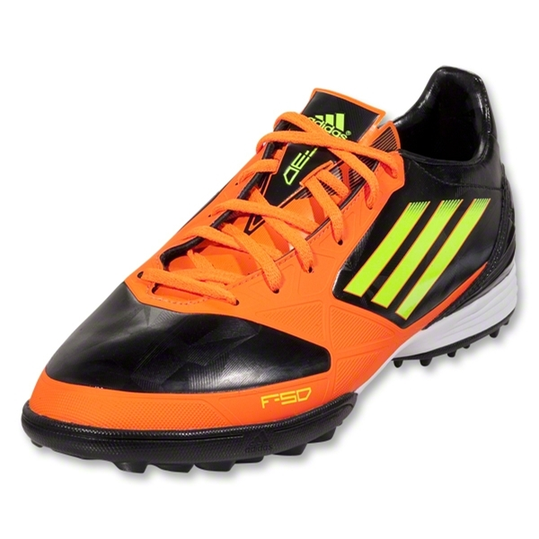 adidas F30 TRX TF (Black/Electricity/Warning)