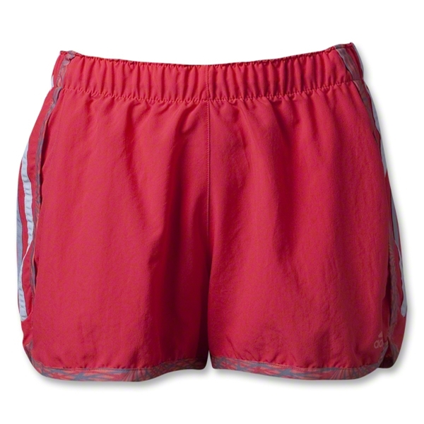 adidas Women's SpeedTrick Short (Red)