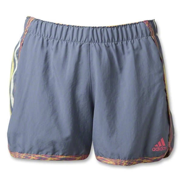 adidas Women's SpeedTrick Short (Gray)