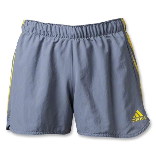 adidas Women's SpeedKick Short (Gray)