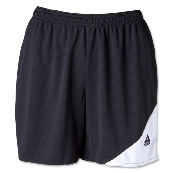 adidas Women's Striker 13 Short (Blk/Wht)