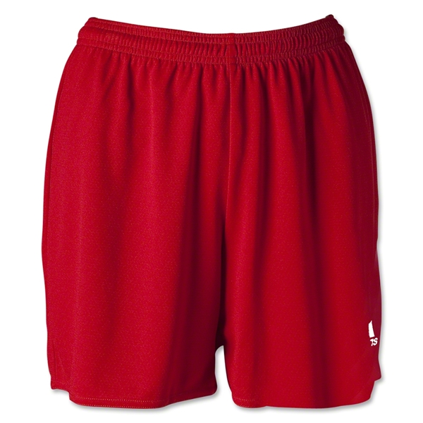 adidas Women's Striker 13 Short (Red)