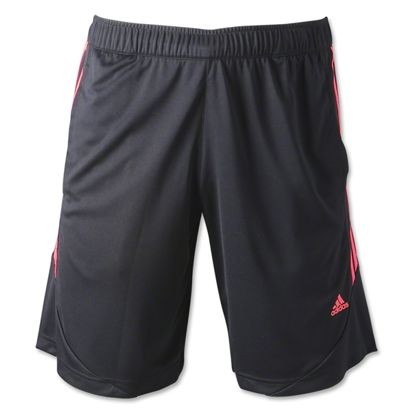 adidas Youth Predator Training Short (Blk/Red)
