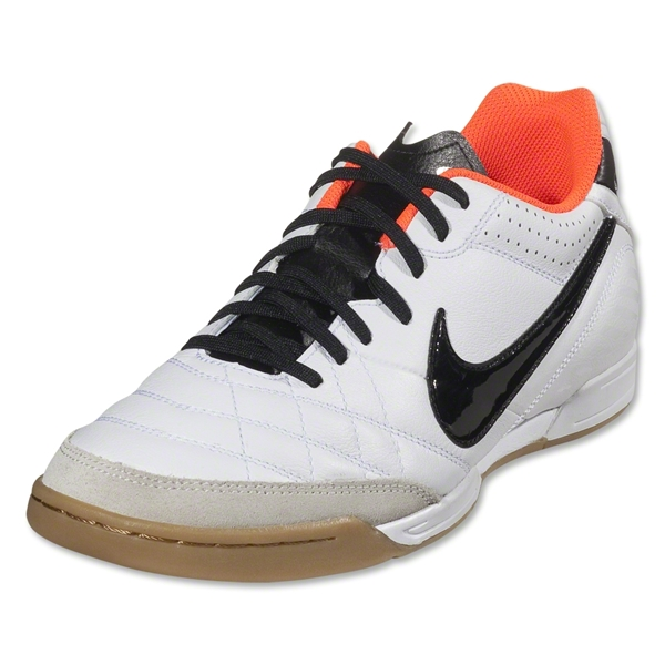 Nike Tiempo Natural IV LTR IC (White/Total Crimson/Black)