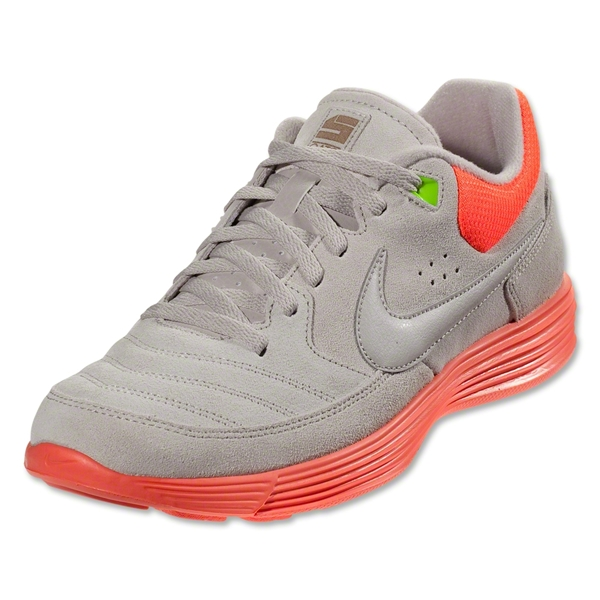 Nike NSW Lunar Gato (Gamma Grey/Total Crimson)