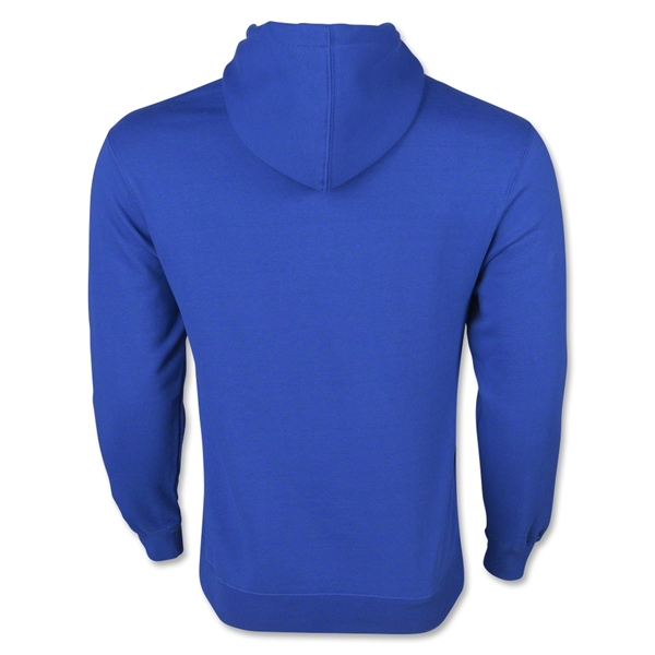 Hooded Pullover Fleece (Royal)