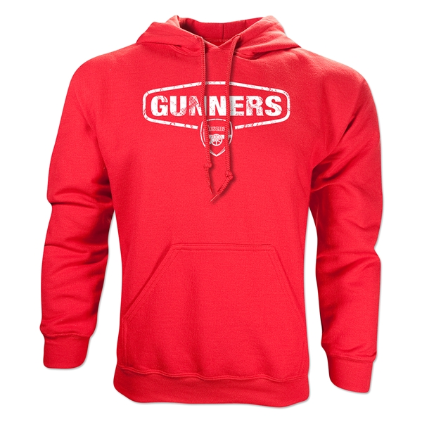 Arsenal Gunners Hoody (Red)