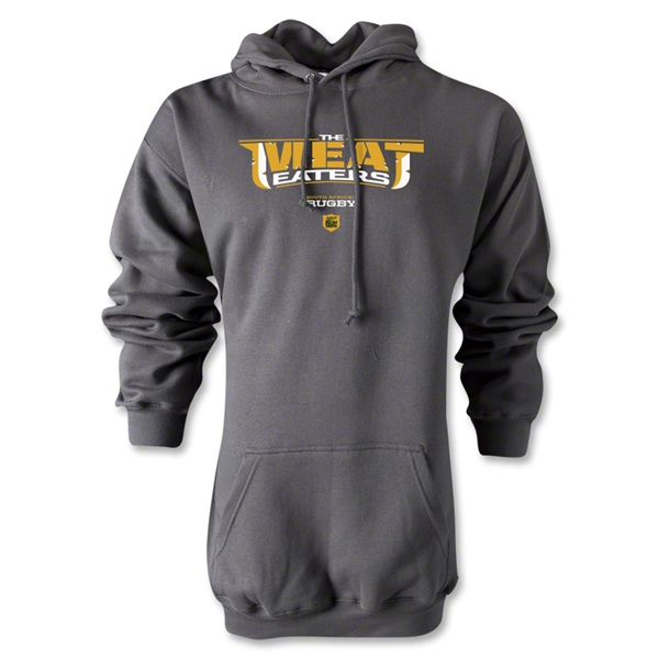 Meat Eaters Alternative Rugby Commentary Hoody (Gray)