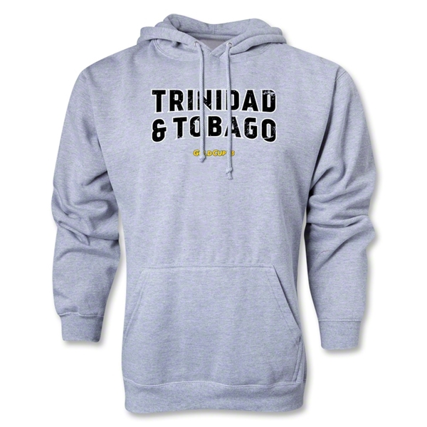 Trinidad and Tobago CONCACAF Gold Cup 2013 Hoody (Ash Gray)