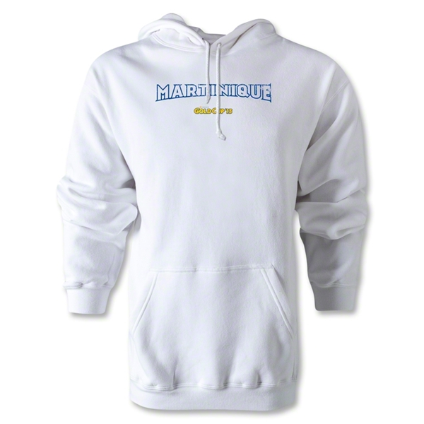 Martinique CONCACAF Gold Cup 2013 Hoody (White)