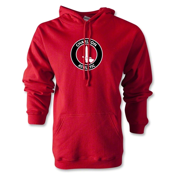 Charlton Athletic Hoody (Red)