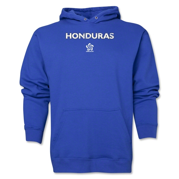 Honduras CONCACAF Distressed Hoody (Royal)