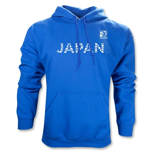 FIFA Confederations Cup 2013 Japan Country Hoody (Royal)