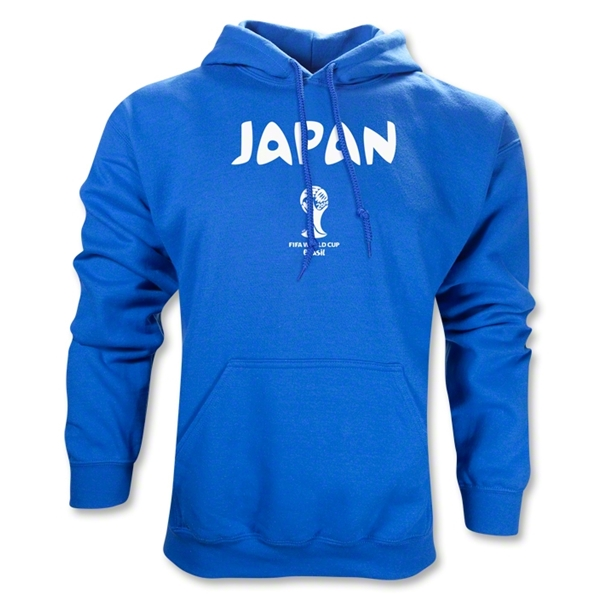 Japan 2014 FIFA World Cup Brazil(TM) Core Hoody (Royal)