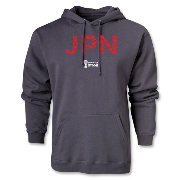 Japan 2014 FIFA World Cup Brazil(TM) Hoody (Dark Gray)