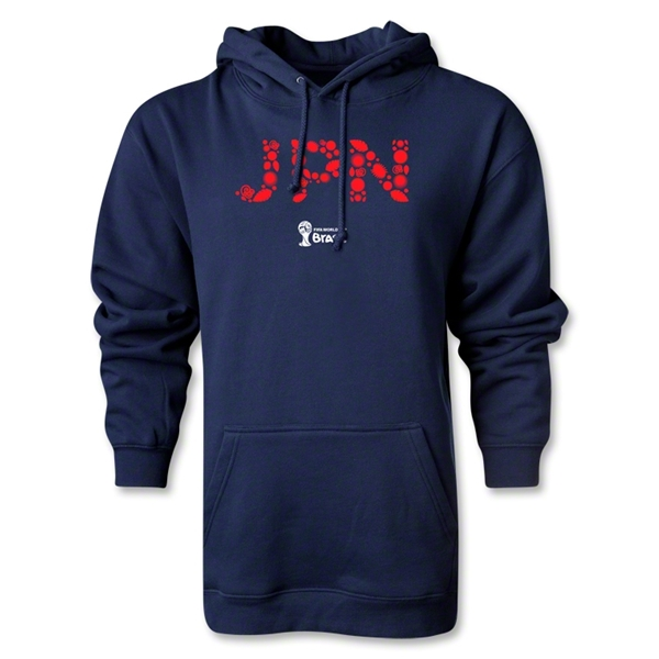 Japan 2014 FIFA World Cup Brazil(TM) Hoody (Navy)