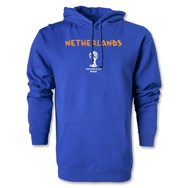 Netherlands 2014 FIFA World Cup Brazil(TM) Core Hoody (Royal)
