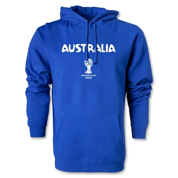 Australia 2014 FIFA World Cup Brazil(TM) Men's Core Hoody (Royal)