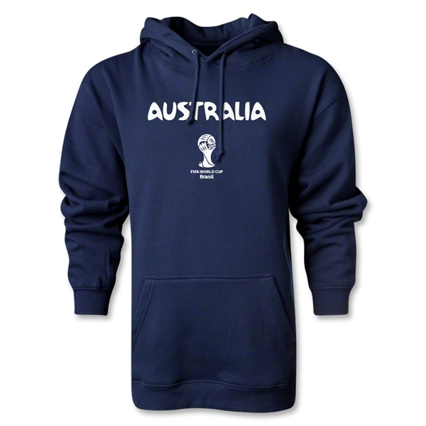 Australia 2014 FIFA World Cup Brazil(TM) Men's Core Hoody (Navy)