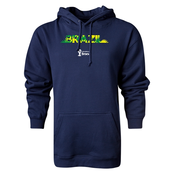 Brazil 2014 FIFA World Cup Brazil(TM) Hoody (Navy)