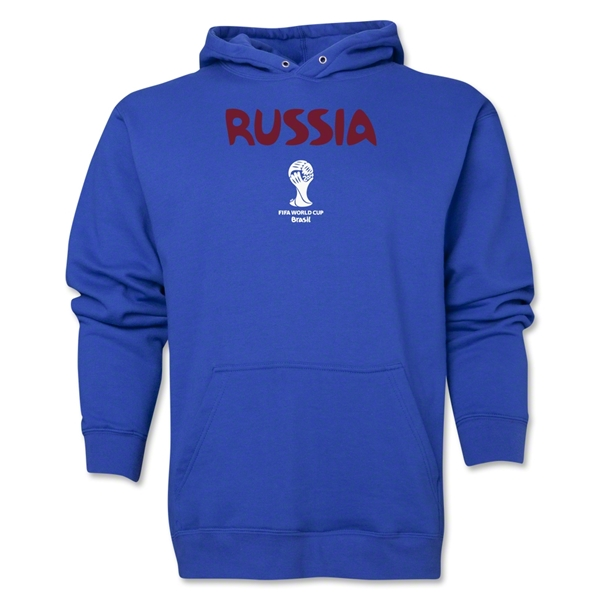 Russia 2014 FIFA World Cup Brazil(TM) Men's Core Hoody (Royal)