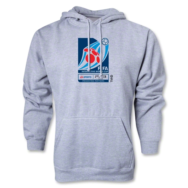 FIFA Interactive World Cup Emblem Hoody (Ash Gray)