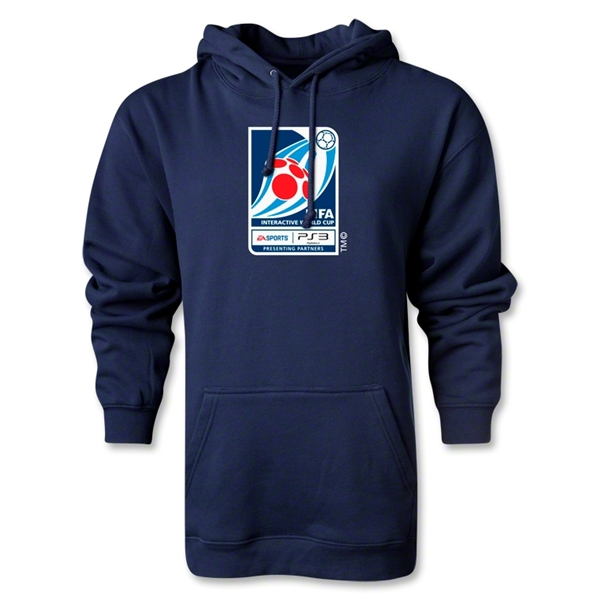 FIFA Interactive World Cup Emblem Hoody (Navy)