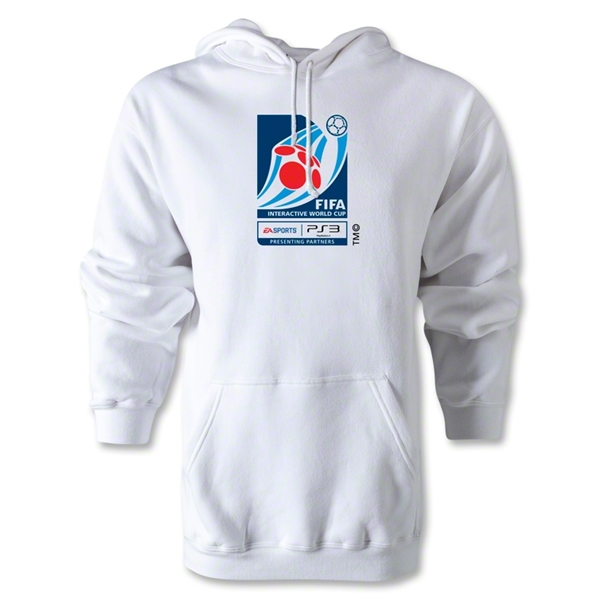 FIFA Interactive World Cup Emblem Hoody (White)