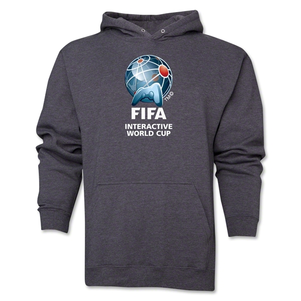FIFA Interactive World Cup Core Emblem Hoody (Dark Gray)