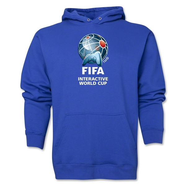 FIFA Interactive World Cup Core Emblem Hoody (Royal)