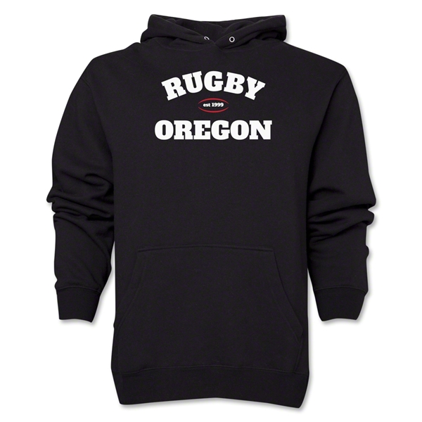 Rugby Oregon Hoody (Black)