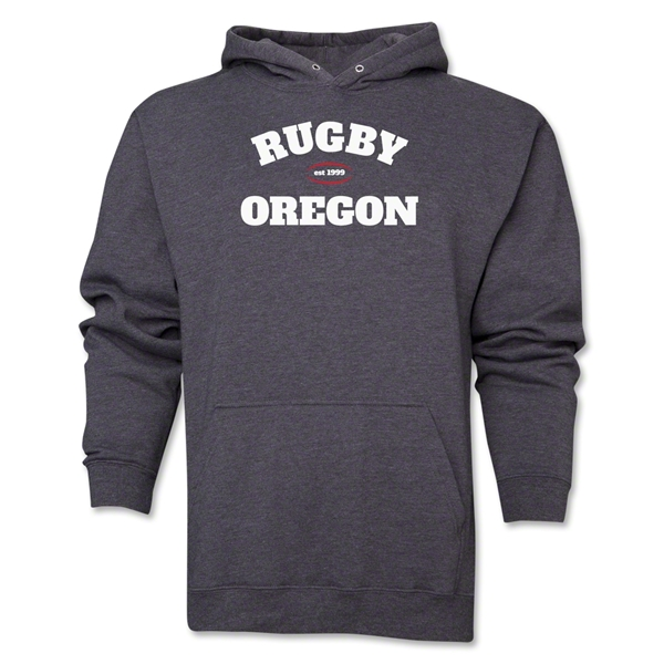 Rugby Oregon Hoody (Dark Gray)