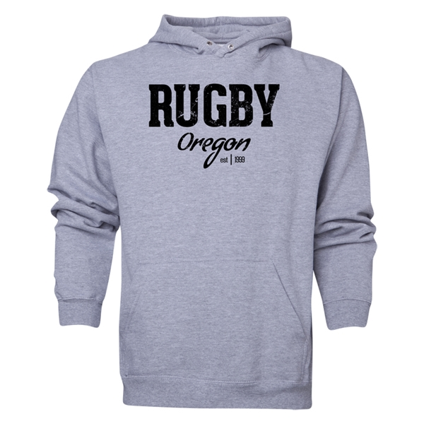 Rugby Oregon Hoody (Gray)