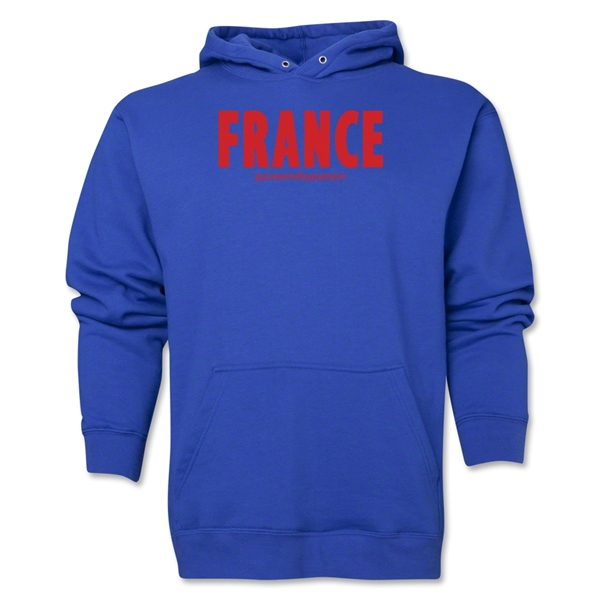 France Powered by Passion Hoody (Royal)