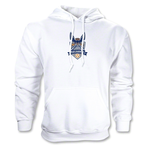 Carolina Railhawks Hoody (White)