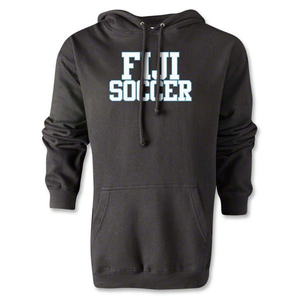 Fiji Soccer Supporter Hoody (Black)