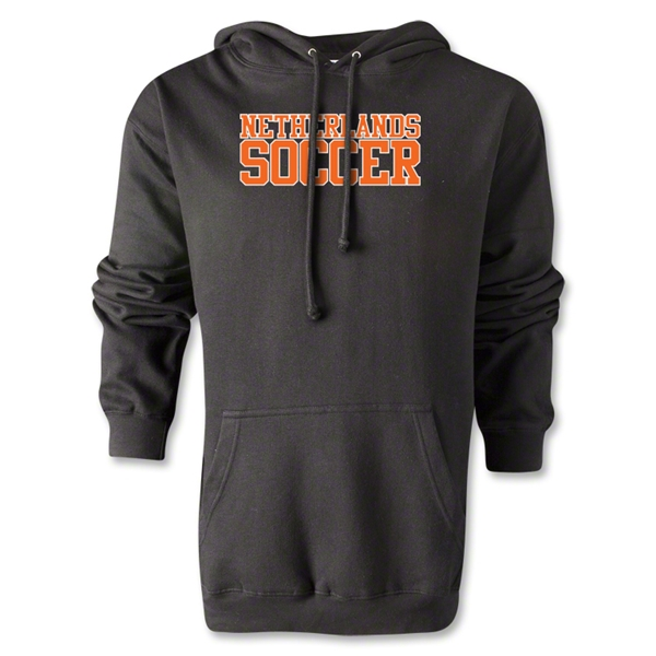 Netherlands Soccer Supporter Hoody (Black)